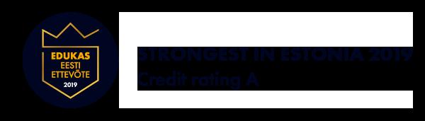 EEET 2019 rating A signature